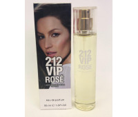 212 Vip Rose Carolina Herrera edp 55 мл с феромонами