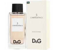 Dolce & Gabbana 3 L`Imperatrice (Euro A-Plus)