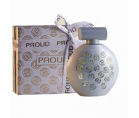 Proud Silver White Fragrance World 100 мл муж
