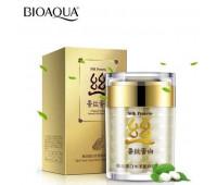 Увлажняющий крем для лица с шелком Silk Protein BIOAQUA 60 гр