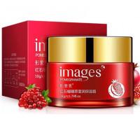 Крем для лица с экстрактом Граната Pomegranate Cream Images 50 гр