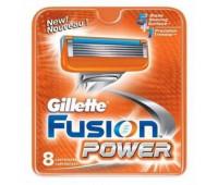 Сменные кассеты Gillette Fusion Power (8 шт)