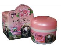 Крем для лица с ланолином Lanolin Oil