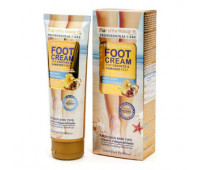 Крем для ног Foot Cream Snail With Q10 & Collagen