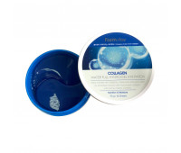 Патчи для глаз Collagen Water Full Hydrogel Eye Patch Farmstay