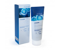 Пенка для умывания Collagen Water Full Deep Cleaning Farmstay