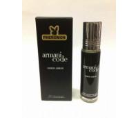 Armani Black Сode Pour Homme Giorgio Armani масло 10 мл