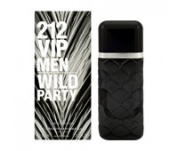 212 VIP Men Wild Party Carolina Herrera 100 мл