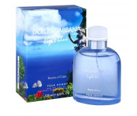 Light Blue Pour Homme Beauty of Capri Dolce&Gabbana 125 мл