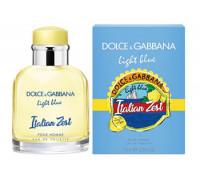 Light Blue Italian Zest pour homme Dolce&Gabbana 125 мл