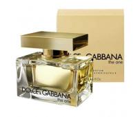 The One Women Dolce&Gabbana 75 мл