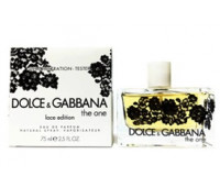 The One Lace Edition Dolce&Gabbana 75 мл Тестер