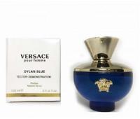 Versace Pour Femme Dylan Blue Versace 100 мл Тестер