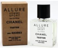 Мини тестер Chanel Allure Homme Sport Extreme Men 50 мл
