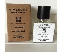 Мини тестер Givenchy Pour Homme Men 50 мл (ОАЭ)