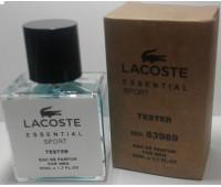 Мини тестер Lacoste Essential Sport 50 ml (ОАЭ)