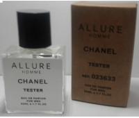 Мини тестер Chanel Allure Homme 50 ml (ОАЭ)