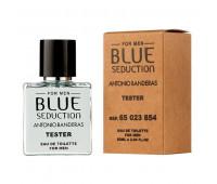 Мини тестер Antonio Banderas Blue Seduction Men 50 мл (ОАЭ)