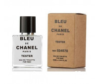 Мини тестер Chanel Bleu De Chanel 50 мл (ОАЭ)