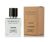 Мини тестер Versace Pour Homme 50 мл (ОАЭ)