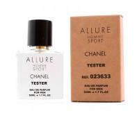 Мини тестер Chanel Allure Homme Sport 50 мл (ОАЭ)