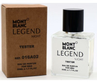 Мини тестер Mont Blanc Legend Night For Men 50 мл (ОАЭ)