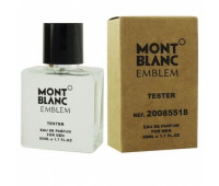 Мини тестер Mont Blanc Legend Emblem For Men 50 мл (ОАЭ)