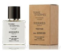 Мини тестер Hermes Terre Intense Vetiver For Men 50 мл (ОАЭ)