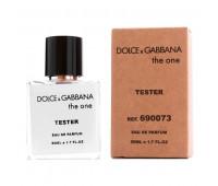 Мини тестер Dolce & Gabbana The One For Women 50 мл (ОАЭ)
