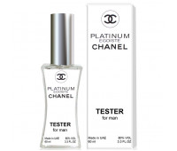 Тестер 60 мл Egoiste Platinum Chanel
