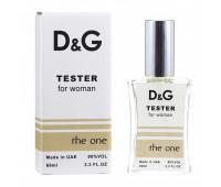 Тестер The One Women Dolce&Gabbana 60 мл