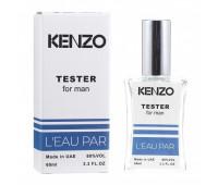 Тестер L'Eau par Kenzo pour Homme Kenzo 60 мл